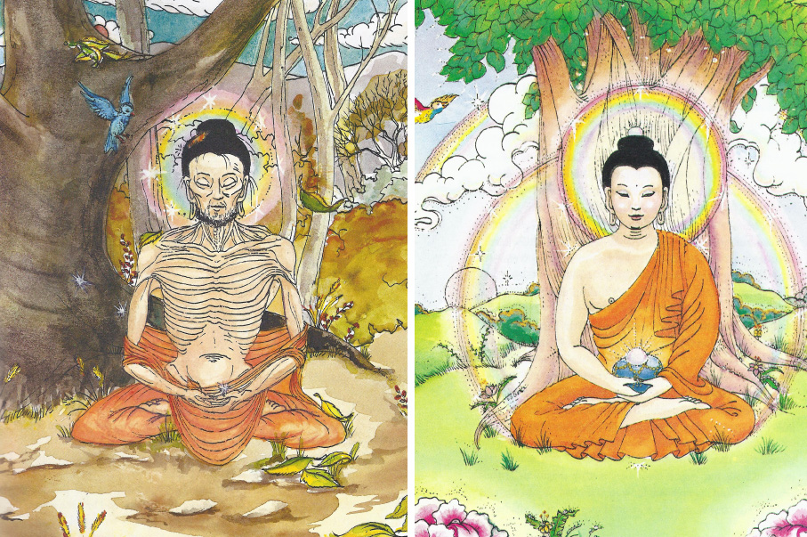 siddhartha gautama biography The future buddha, siddhartha gautama, was born in the fifth or sixth century bc in lumbini (in modern-day nepal) siddhartha is a sanskrit name meaning one who has accomplished a goal, and gautama is a family name.
